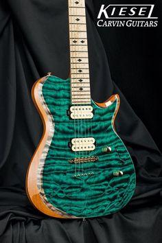 Kiesel Custom Carvin Guitars