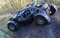 Nomad all-terrain car makes its debut at the Autosport International show in Birmingham; Desert Buggy, Beach Buggy, Ariel Nomad, Ariel Atom, Off Road Experience, Trike Motorcycle, Volkswagen, 4 Wheelers, Car Makes