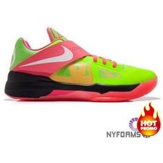 Nike ID Zoom KD IV (4) Watermelon