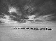 Sebastiao Salgado, Nenets, an indigenous nomadic people, whose main substance come from reindeer herding, South Yamal region, Siberia, Russia, 2011