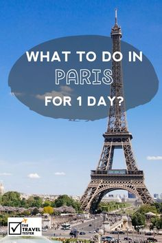 What to do in Paris? Handpicked One day in Paris City Guide | What do you get when you put 10 Dutch bloggers on a train to Paris, let them gather stories and photos on things to see and do in the city and then send them back to Amsterdam that same evening? A lot of fun, indeed, but also a fantastic collaborative eBook full of personal tips that is now available for you to download | The Travel Tester- Self-Development Trough Travel: