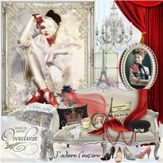 ~ J'adore Couture ~ Overdressed Diva ~