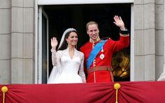 Kate Middleton - Royal Wedding: The Balcony