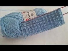 small bubbles knitting pattern making / baby knitting pattern / vest model – The Best Ideas Baby Knitting Patterns, Baby Sweater Knitting Pattern, Vest Pattern, Knitting For Kids, Easy Knitting, Knitting Stitches, Stitch Patterns, Pattern Dress, Crochet Mittens