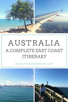 One Month in Australia: a Complete East Coast Itinerary