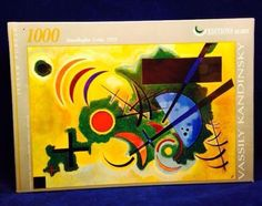1000 images about putting the pieces together on for Puzzle kandinsky