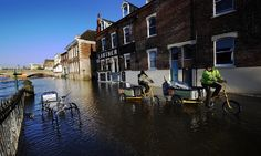Almost 150 flood warnings issued as up to of rain set to fall in north of England – worsening situation in areas already saturated by winter storms Flood Warning, David Cameron, Winter Storm, Uk News, Britain, England, This Or That Questions, Storms, Boxing