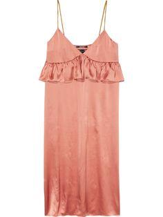 SCOTCH & SODA Silk Pyjama Slip Dress. #scotchsoda #cloth #