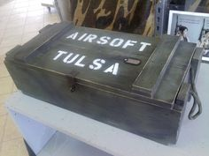 Bunker Boxes USA - Personalize your BunkerBox !