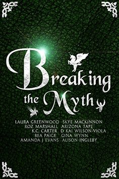 Breaking the Myths is the new anthology featuring my Fantasy Romance novella, Hear Me Cry. This is a re-telling of the Irish banshee legend. #KU #KindleUnlimited #fantasy #romance #paranormal https://myBook.to/breaking-myths