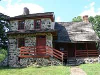 Brandywine Battlefield - Gilpin House - Lafayette's Quarters