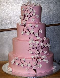 Google Image Result for http://homeketeers.com/wp-content/uploads/2012/02/pink-and-white-wedding-cakes.jpg