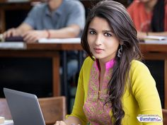 Sweet Alia Bhatt's cute 100888 - Glamsham