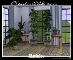 mutske's Plant Add-ons