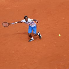 Gaël Monfils #RG14 French Open 2014