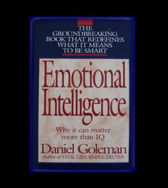 Emotional Intelligence by Daniel Goleman (1995, Hardcover)