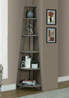 14 best corner bookshelf images corner wall shelves bookcase rh pinterest com