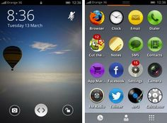 Mozilla Firefox OS pe smartphone-uri ZTE
