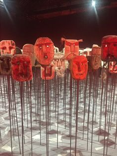 Biennale Arte 2017 Bernardo Oyarzun, Cile #biennalearte2017 #biennale #bernardooyarzun #arte #exhibition #venezia #venice - #etabetapr_arte #etabetapr #mtpisani_etabetapr @mtpisani_etabetapr