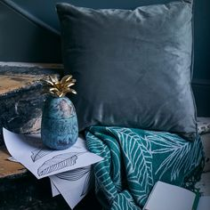 Our designers tell us why teal is in and more