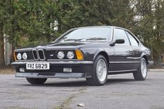 BMW 635 CSi Porsche 911, Bmw 635 Csi, Bmw 6 Series, Sport Cars, Bmw Vehicles, Auto Design, Vroom Vroom, Wheels, England