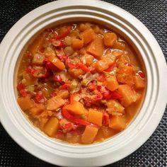 Pumpkin Stew / Calabaza Guisada #magicfood #goodmoodfood #instafood