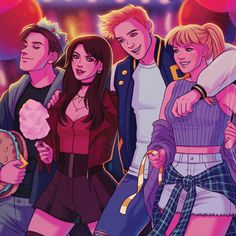 "1,021 Likes, 8 Comments - Archie Comics (@archiecomics) on Instagram: ""Betty Cooper is the heart of Riverdale for a reason. The next can't-miss issue of ARCHIE arrives…"""