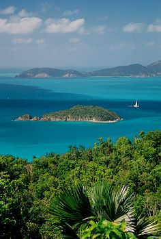 St John, The Caribbean