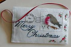 embroidered envelopes - Google Search