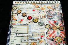 Lilith's scrapbooking venture: Art journal ...