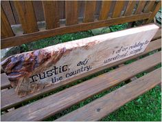 Rustic Shelf Decor ~ Homespun Sweet: My Art Gallery #rustic