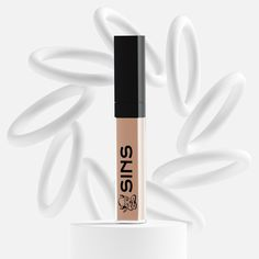 This highly pigmented multi-functional concealer is designed to cover under-eye circles, complexion alterations, and major imperfections like scars, hyper pigmentation, burns and tattoos. It is paraben-free and suitable for all skin types. Eye Circles, Beauty Kit, Concealer, Im Not Perfect, Makeup Looks, Lipstick, Make Up, Potassium Sorbate, Never Settle
