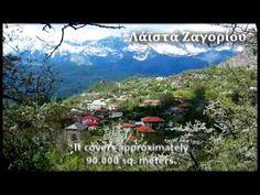 Ecologic Mountain Lodge at Laista, Zagori