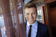 Näyttelijä Antti Holma