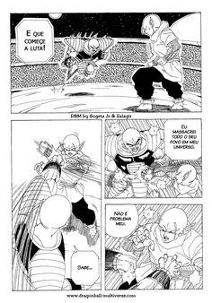 Muitos velhos inimigos aqui! - Página 39 - Dragon Ball Multiverse