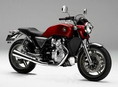 """Honda is preparing to bring to market a new néo-rétro, the marriage of the current CB 1100 F, and the famous block of the old CX 500 cycle."""" - really?"""