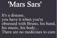 MARS SARS; I have it *__*