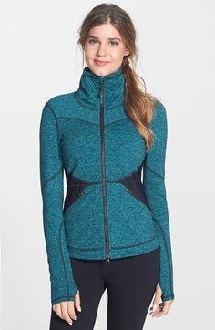 Zella 'Femme' Cross Dye Jacket available at #Nordstrom