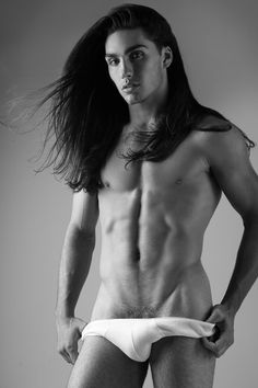 Man, asian male long hair she delicious