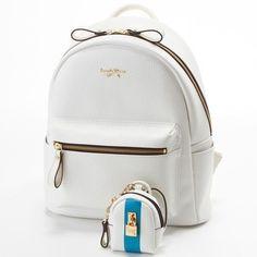 White Samantha Thavasa Backpack