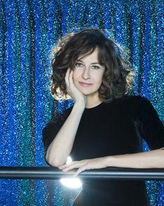 Valérie Lemercier. Photo DDM. - DDM
