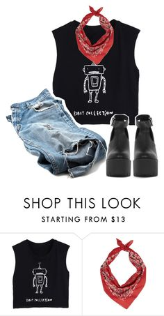 """""""ootd"""" by martii-alcaraz-14 ❤ liked on Polyvore featuring Yves Saint Laurent"""