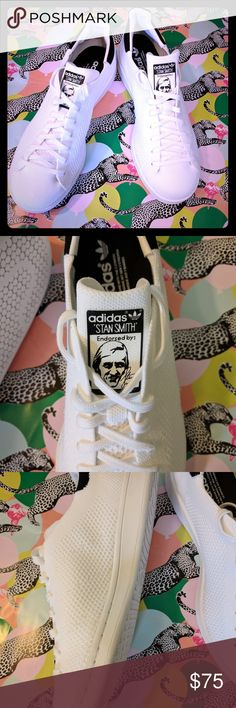 👑👑New Item👑Adidas Stan Smith Brand new, mesh Stan Smith's. adidas Shoes Sneakers