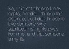 I didn't choose that, but I did choose him. <3