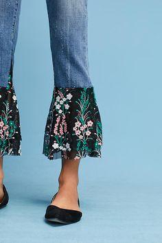 Slide View: 2: Pilcro Mid-Rise Slim Boyfriend Jeans