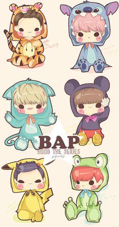 #Bap cute ,, Omg awwwn
