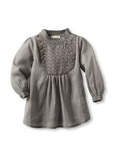 65% OFF Pale Cloud Girl's Cayleigh Shirt (Navy blue)
