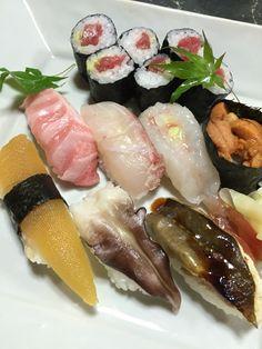 寿司いすゞ  季節は鳥貝