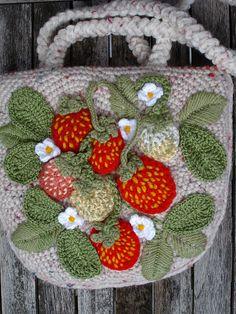 Ravelry: Barbara Lawler's Painted Strawberries