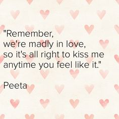 Our Favorite Love Quotes From The Hunger Games Books